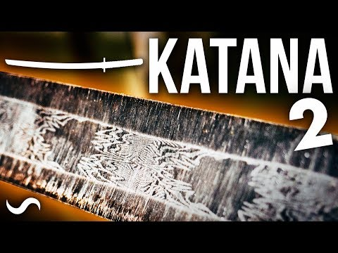 MAKING A KATANA!!! NOW 1,000,000+ LAYERS?!? PART 2