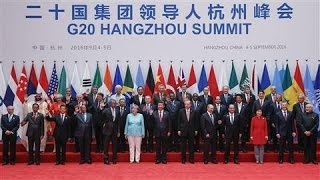 G-20 Economies Pledge to Revive Global Growth