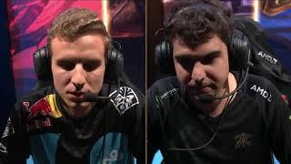 [S-VOD Review] Cloud9 vs Fnatic Game 2