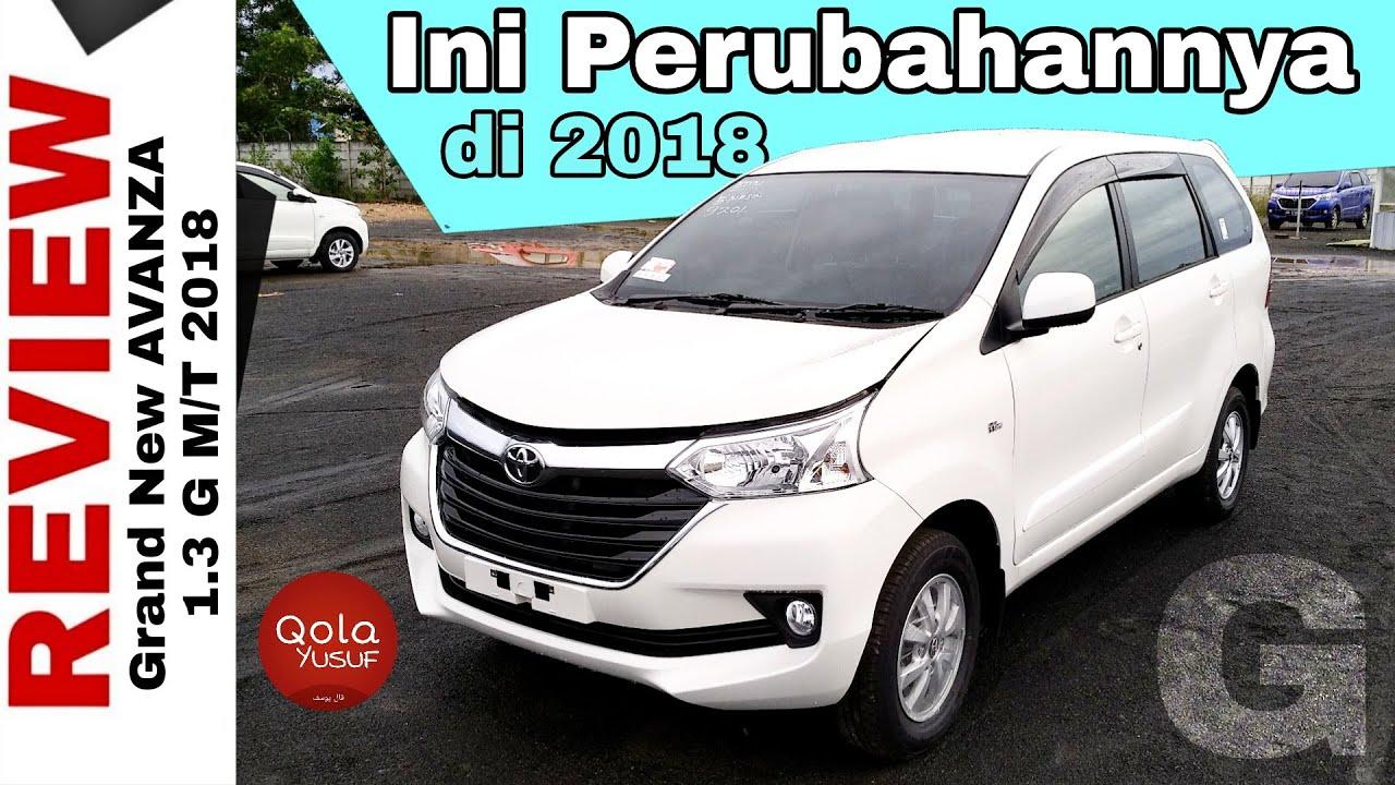 penggerak roda grand new avanza pajak 2018 explorasi 1 3 g rajanya mpv low toyota indonesia auto2000 bjm