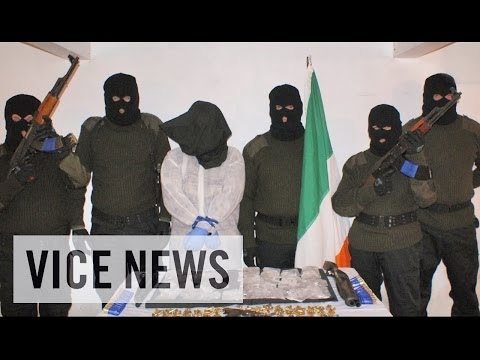 Free Derry: The IRA Drug War