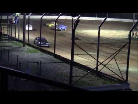 Bill Nickelson Heat Race @ Doe Run Raceway 6/21/13
