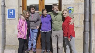 Rescatados 25 senderistas en Cantabria