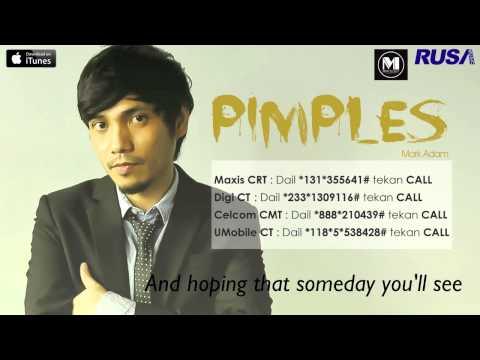 Mark Adam - Pimples