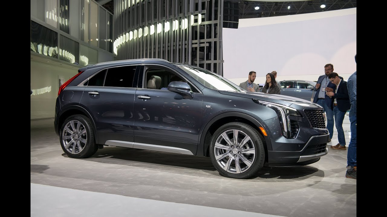 2019 Cadillac XT4 video preview - YouTube
