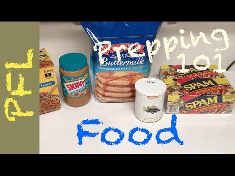 Episode 2: Food Storage (Emergency Preparedness Basics)
