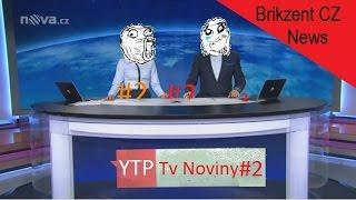 [CZ YTP] Televizní noviny #2