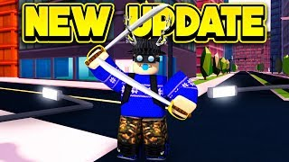 ¡NUEVA SWORDS UPDATE & MORE! (ROBLOX Jailbreak)