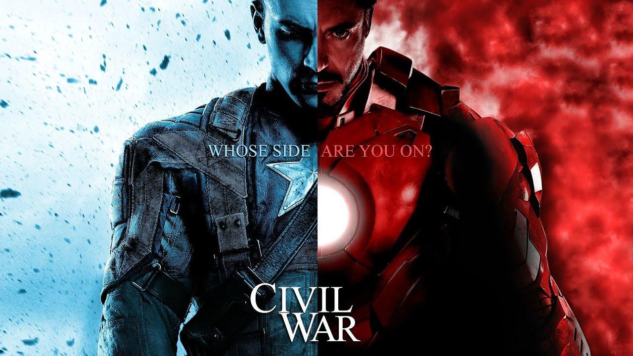 Capitão América Guerra Civil - Trailer Oficial Legendado ...
