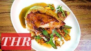 THR Eats ft. Wolf's Marcel Vigneron: West Hollywood's Premiere Molecular Gastronomy Restaurant