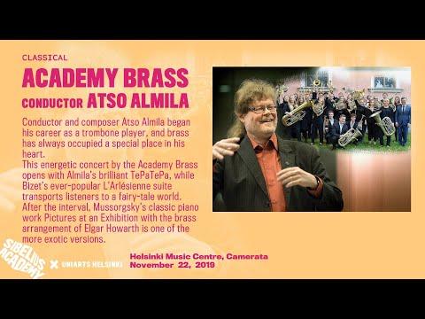 Academy Brass, Conductor Atso Almila