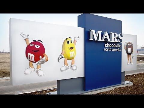 Mars Chocolate Topeka Candy Production...