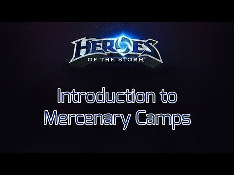 Introduction to Mercenary Camps in Heroes of the Storm