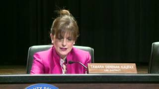 FCPS School Board Work Session - Budget 2-2-17