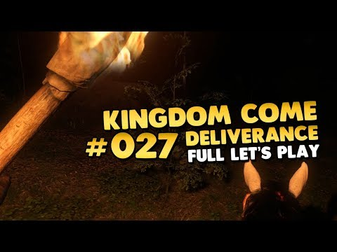 Kingdom Come Deliverance Banditenlager Karte.Kingdom Come Deliverance Wo Ist Stinker 027 Let S Play Pc Deutsch