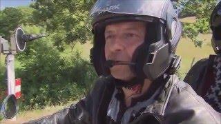 L'Ardèche à moto avec Elodie et Nicolas