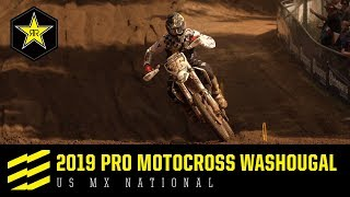2019 Pro Motocross Washougal US MX National | Rockstar...