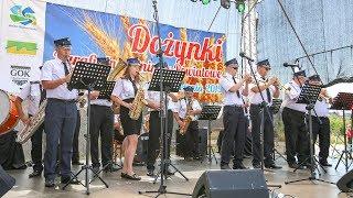 Dożynki w Olszewie-Borkach