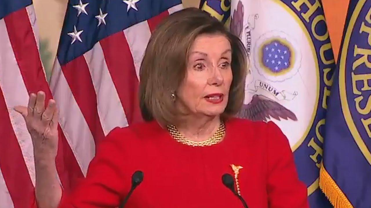Is Nancy Pelosi Drunk?