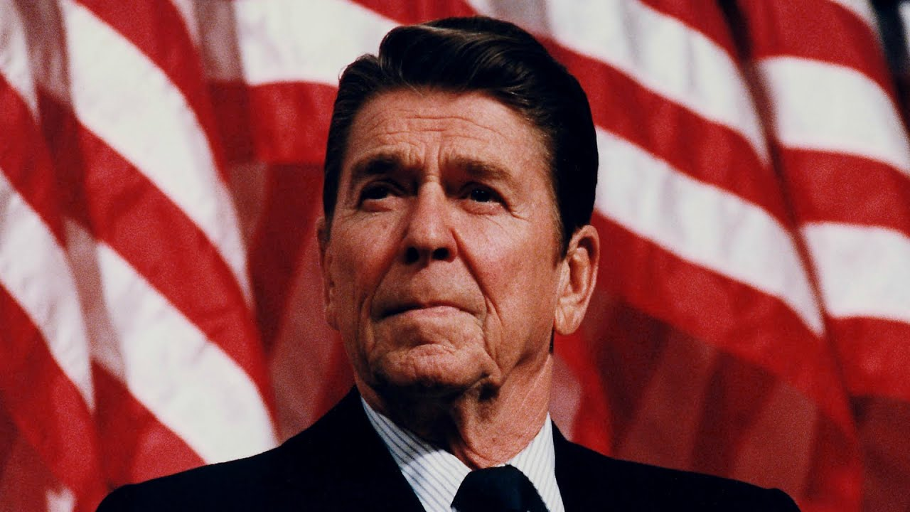 President Ronald Wilson Reagan's Berlin Wall Speech - YouTube