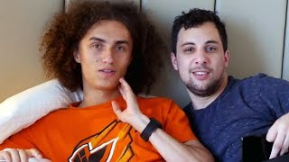 KWEBBELKOP EXPOSED! HIS SECRET LOVER!