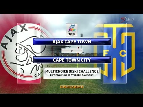 MDC 16' - Ajax Cape Town vs Cape Town City