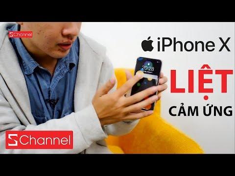 Hết sọc màn hình, iPhone X lại liệt cảm ứng: Rất nhiều máy gặp phải tình trạng này!