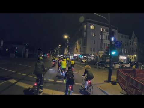 Critical Mass Düsseldorf - März 2019