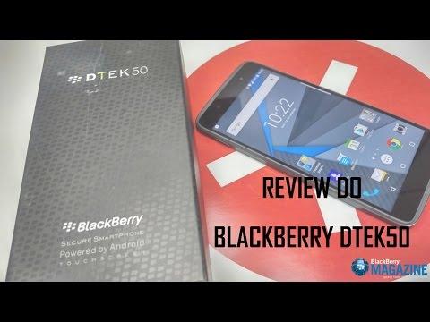 [REVIEW] BLACKBERRY DTEK50 - BLACKBERRY MAGAZINE