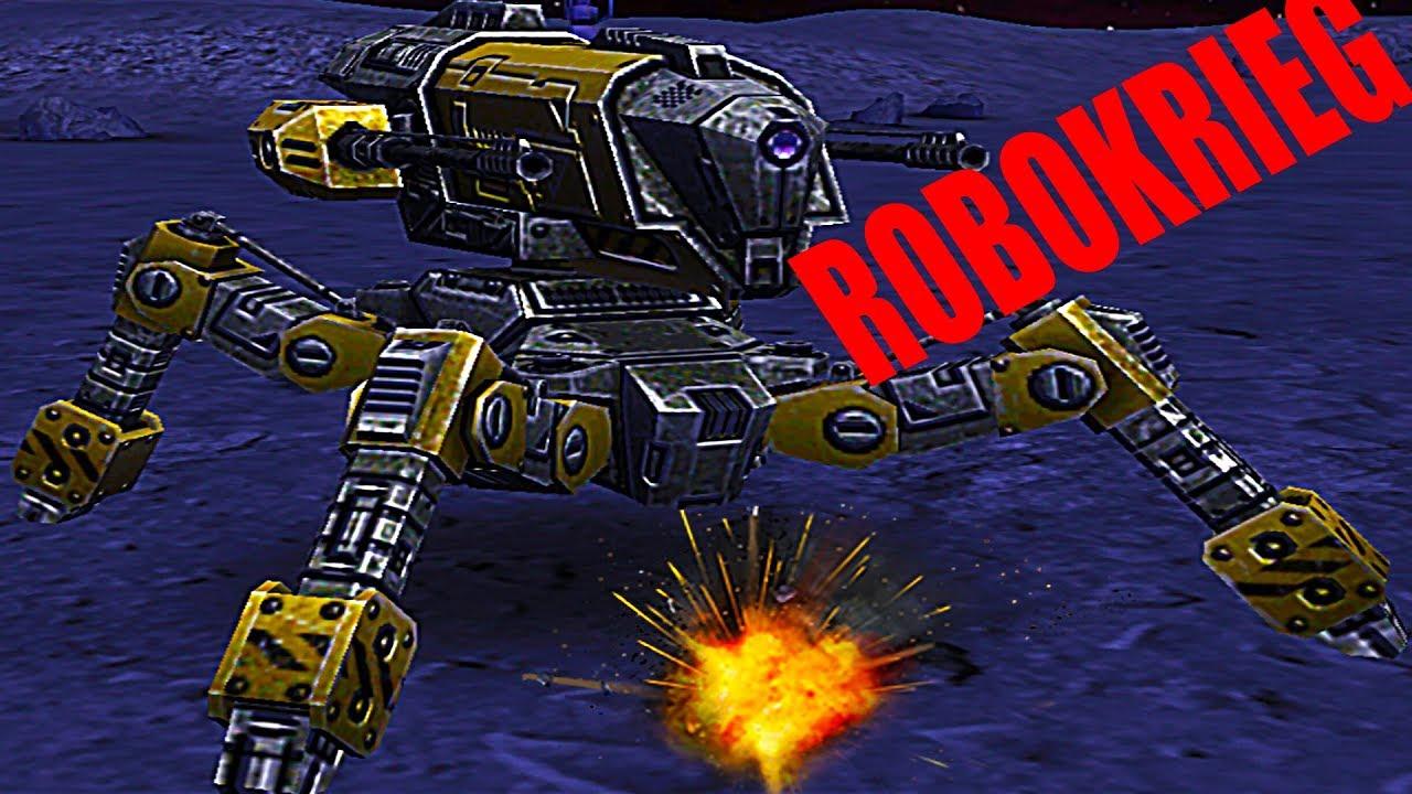 Игры про роботов для детей онлайн