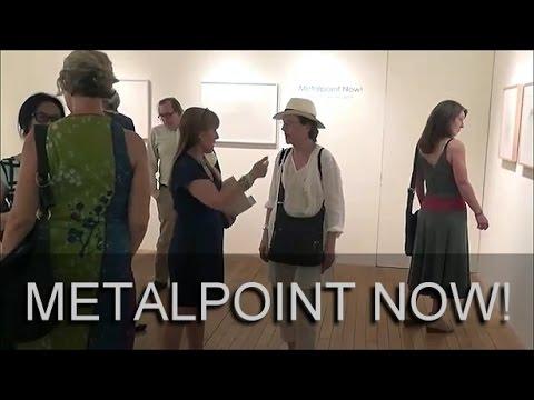 GARVEY | SIMON ART ACCESS - Metalpoint Now! | silver, drawing, paper, art gallery openings,