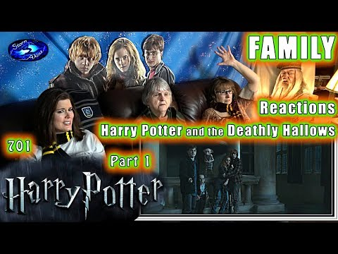 Harry Potter and the Deathly Hallows Part 1 | FAMILY Reactions | 701 | Fair Use