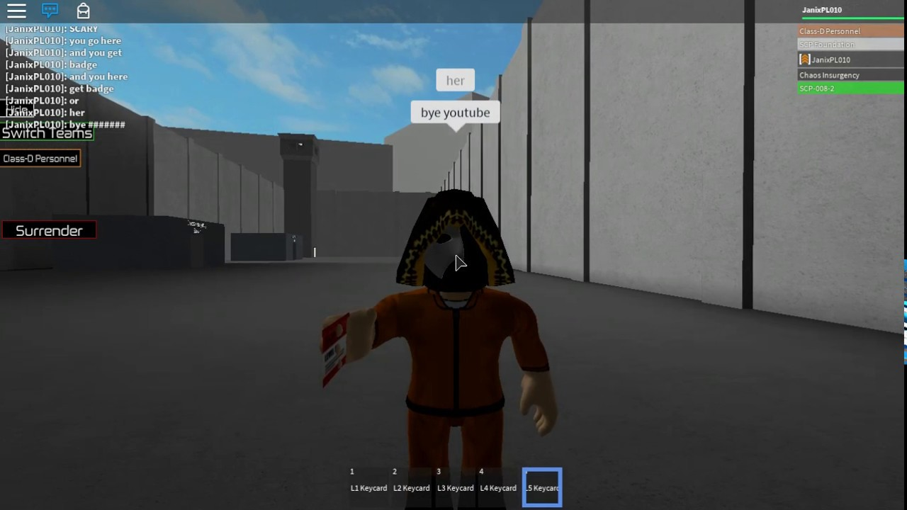 Images of Scp 087 Roblox - #rock-cafe