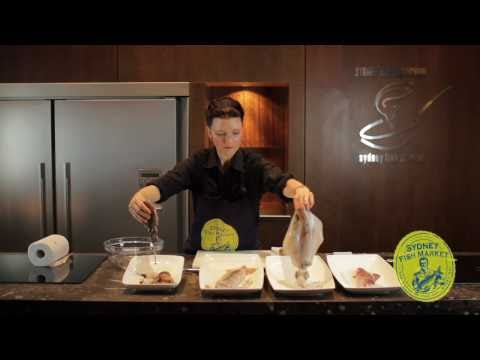 How To Clean And Prepare Cuttlefish