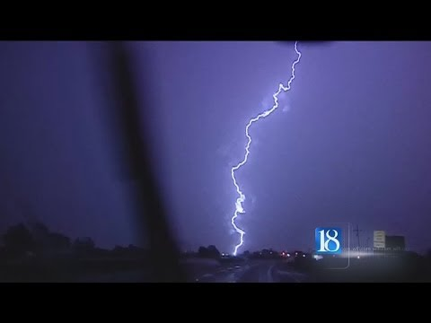 NWS: Lightning a danger to outdoor athletes