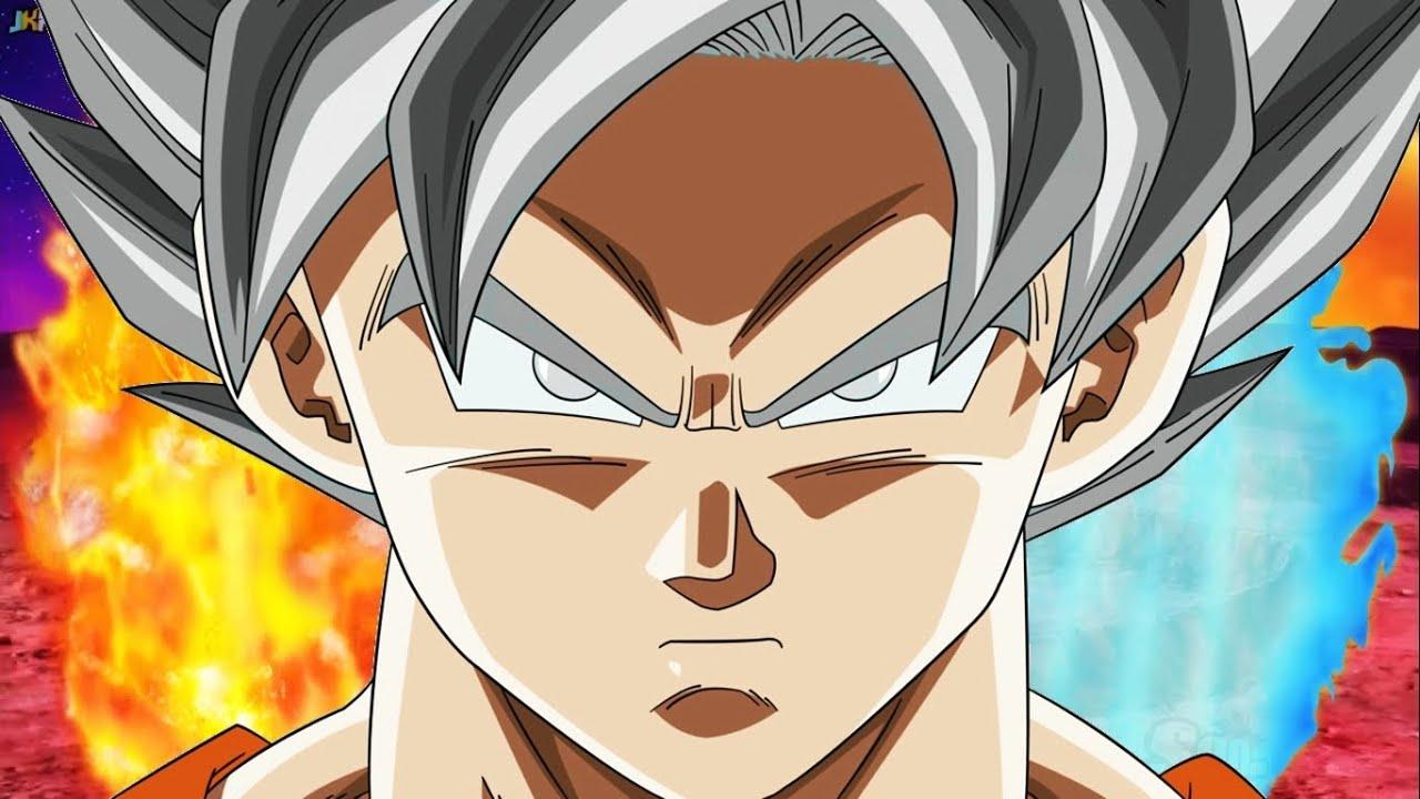 Goku Super Sayajin White