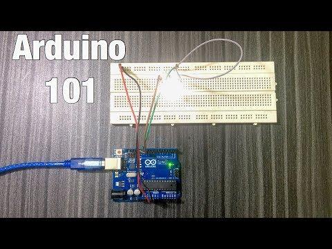 Arduino Tutorials for Beginners | Bangla | Arduino 101