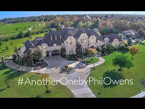 SOLD! | POSH DALLAS TEXAS MANSION | Million Dollar Luxury Castle By Luxury Agent/Leader PHIL OWENS