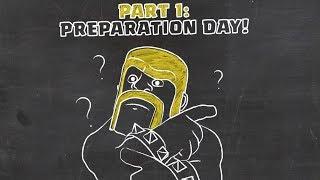 Clash of Clans: Preparation Day (Clan Wars 101)