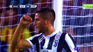Rodrigo Bentancur vs Barcelona (Away) 12/09/2017 | HD