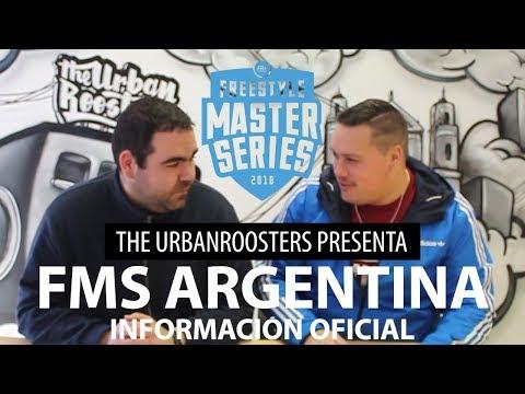 TODA LA INFORMACIÓN OFICIAL FMS ARGENTINA