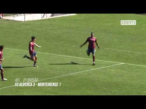 FC Alverca B 3 Murteirense 1 - Highlights