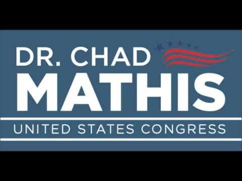 RS Interview: Chad Mathis (R-CAND, AL-06 PRI)