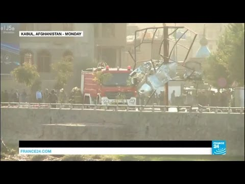 Afghanistan: overview of string of suicide attacks and Kabul 11-hours stand-off