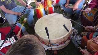 BOLE Bicentennial #61 ~ Woodland Indian Celebration ~ Dancing, Singing & Drums