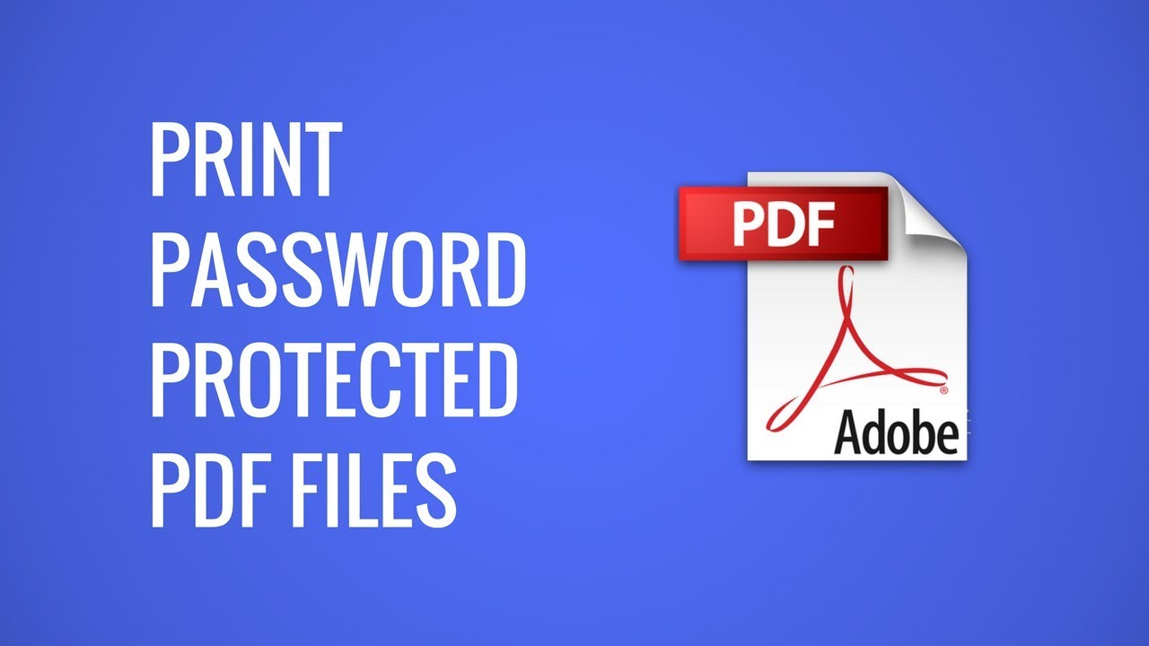 photograph regarding Printable Pdf Files known as Print Pword Risk-free PDF Information