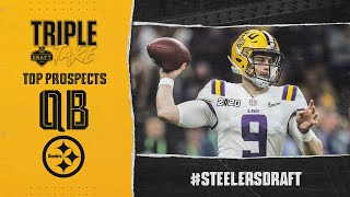 The Triple Take: Preview of Top QB Prospects in the 2020 NFL Draft | Pittsburgh Steelers