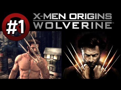 🔪 Wolverine - Episode #1 - LOGAN ARRIVE - Let's Play Commenté FR