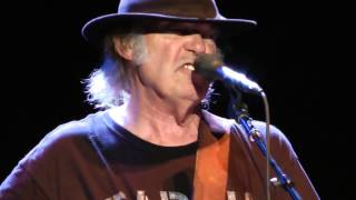 Neil Young Live in Liverpool 13th July 2014:Days that used to be