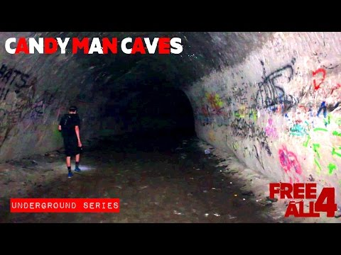 Candy Man Caves (St. Paul Catacombs Exploration)